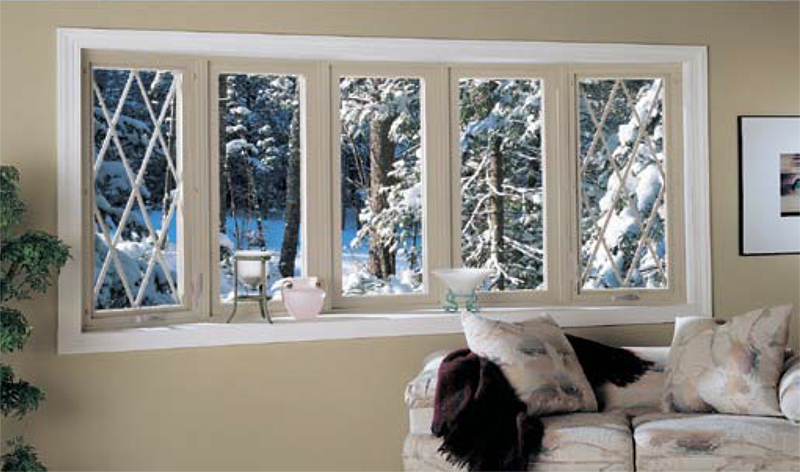 NH Bay, Bow & Garden Window Vinyl Replacement & New Construction Windows