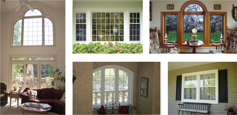 NH Cabernet Window Series Vinyl Replacement & New Construction Windows