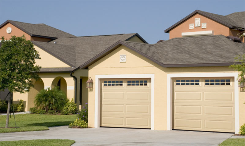 NH Haas Insulated Aluminum 5000 Series Garage Doors