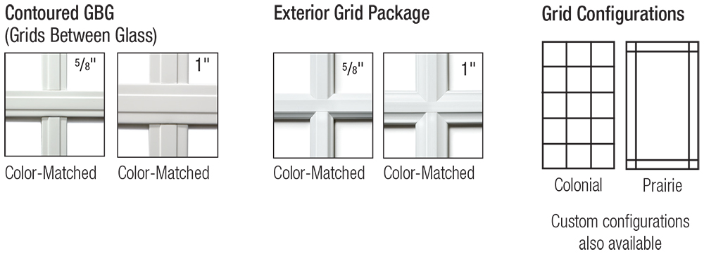 Amherst NH Harvey Patio Doors Door Series Grids